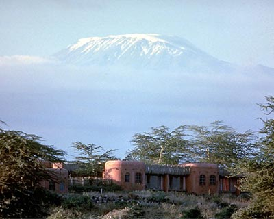 Amboseli Lodges Hotels Amboseli Serena Lodge Rooms